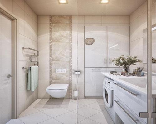 Những điều cần lưu ý khi chọn giấy dán tường đẹp nhà tắm tại TPHCM