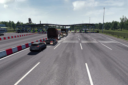 Project Next-Gen Graphic v1.6 - ETS2 Indonesia