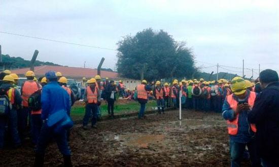 Trabajadores de termoeléctrica de Yacuiba declaran huelga