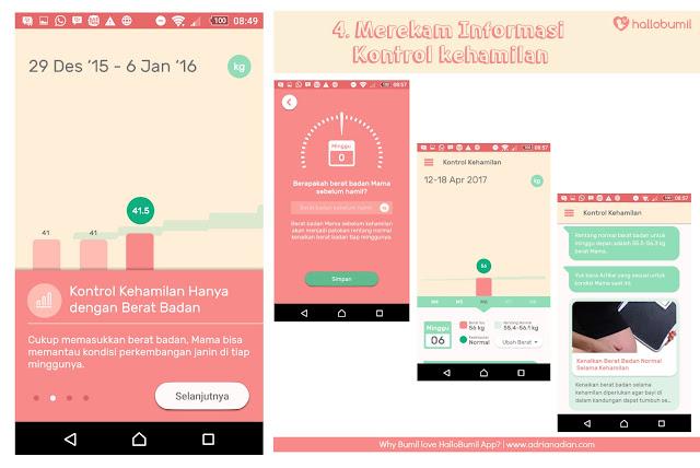 Hallobumil Aplikasi Kehamilan PPEJ2017JKT Prenagen Kalbe