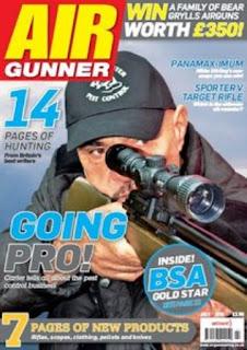 Air Gunner Edisi Juli 2015