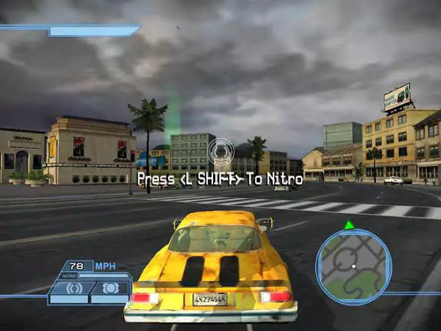 Transformers The Game PC Full Version Screenshot 1