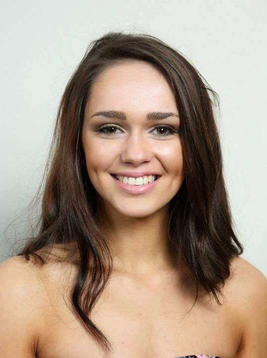 Rebekah Shirley Miss World Northern Ireland 2014