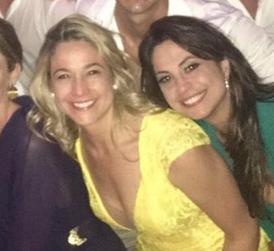 Fernanda Gentil sai do armário e assume namoro com uma jornalista
