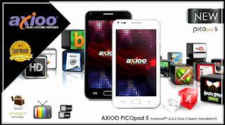 gambar harga hp Axioo Picopad 5