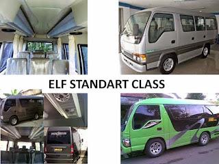 carter Bus Pariwisata PO. Putra Jawi Surabaya