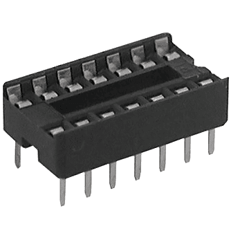 Socket IC 4047
