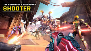 Shadowgun Legends APK MOD Android 0.4.2