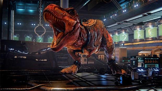 Primal Carnage: Genesis Para PS4