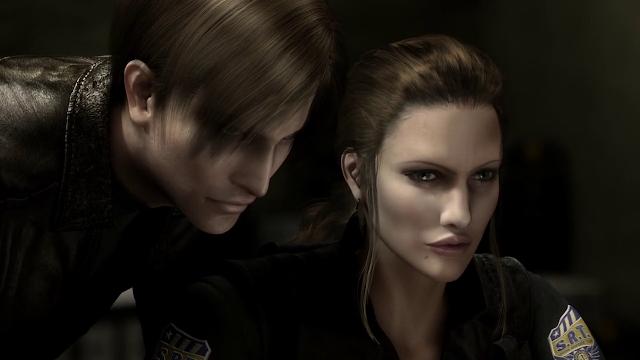 Resident Evil: Degeneration (2008) Dual Audio [Hindi-English] 720p BluRay ESubs Download