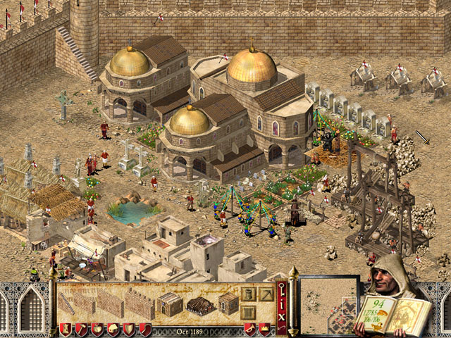 Firefly Studios Stronghold 2 PC Game Overview