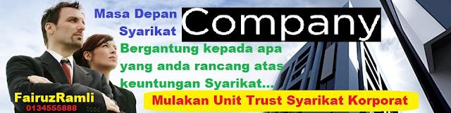 Unit Trust Syarikat Korporat