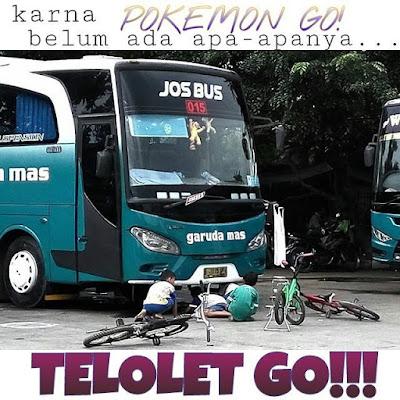 12 Meme 'Telolet' Ini Bikin Ngakak Kegirangan Sambil Teriak Om Telolet Om!