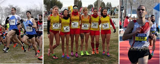 Atletismo Aranjuez - Cross Sonseca