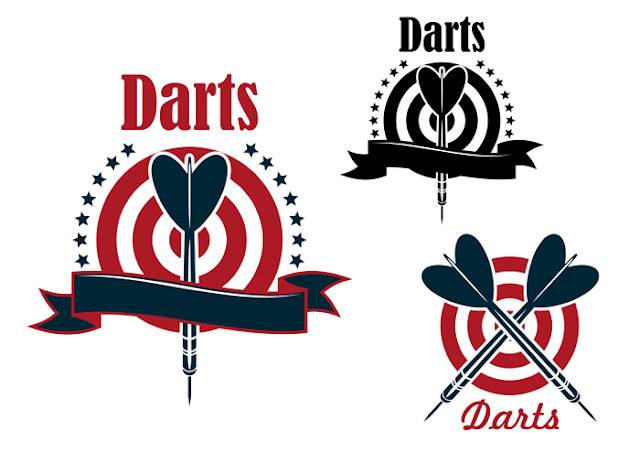 Darts Logo Images amp Stock Pictures Royalty Free Darts
