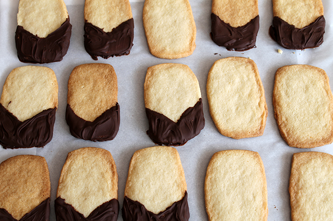 Shortbread Cookies & the British Open // A Style Caddy