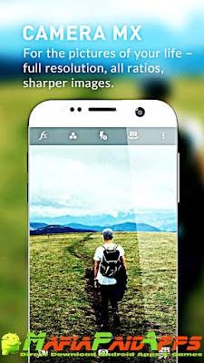 Camera MX - Photo, Video, GIF Camera & Editor Apk MafiaPaidApps