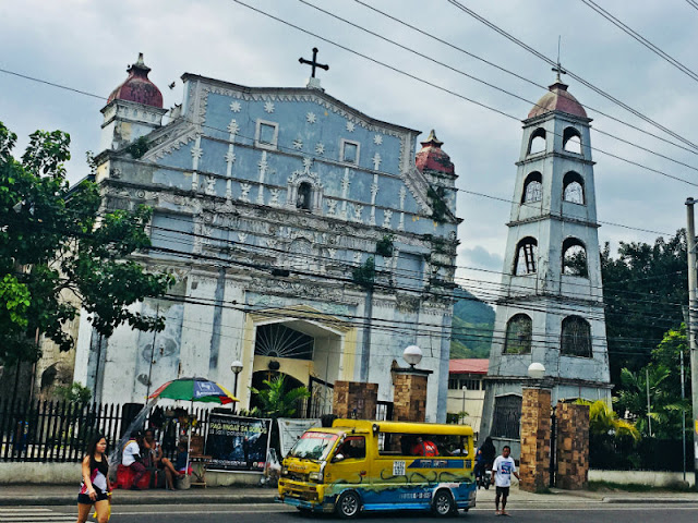 Naga Cebu Church Archdiocesan Shrine of St. Francis of Assisi