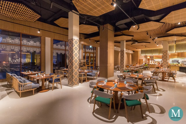 Grain Restaurant at Hilton Bali Resort