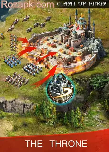Clash of Kings Apk