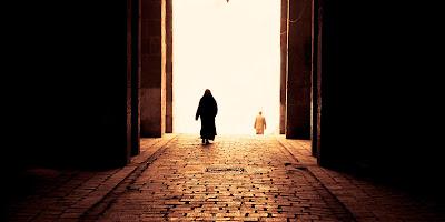 muslimah dan suaminya
