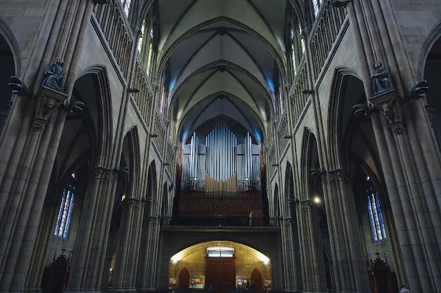 ブエン・パストール大聖堂(Catedral del Buen Pastor de San Sebastián)