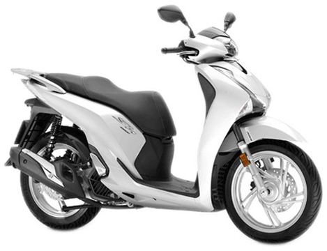 Harga Honda SH150i Terbaru, Review dan Spesifikasi Lengkap 2017