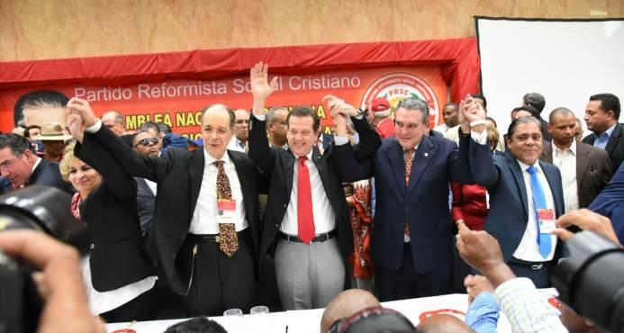 TSE declara nula asamblea del PRSC de grupo que encabeza Ito Bisonó