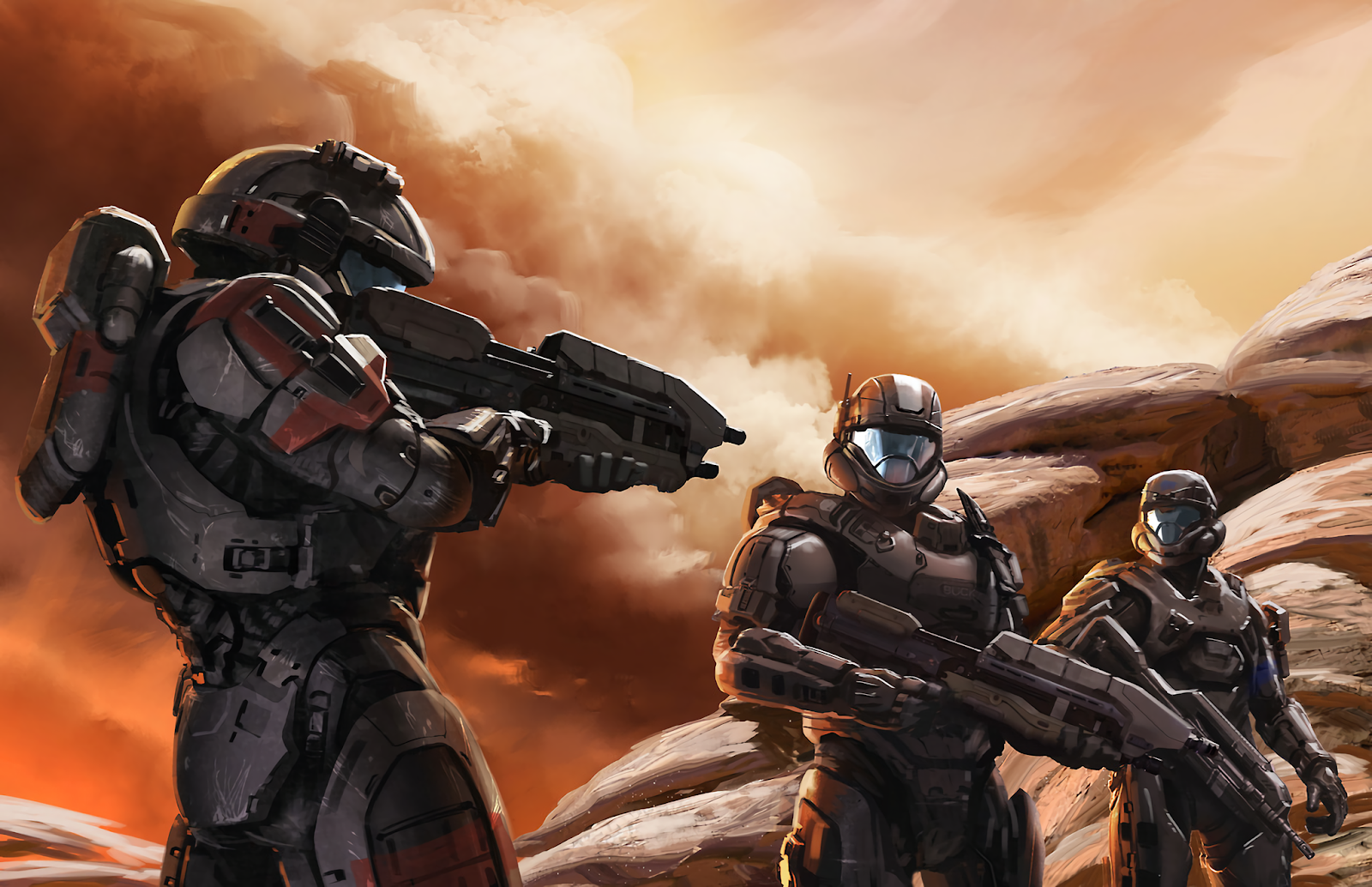 halo new blood ebook download