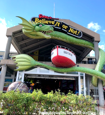 Ripley's Believe It or Not in Baltimore Maryland at Inner Harbor