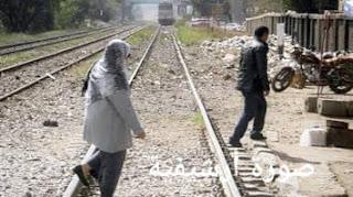 مطالب بعمل مزلقان قرية عرب بخواج بعد أكثر من ٢٧ حالة وفاة في حوادث القطارات.