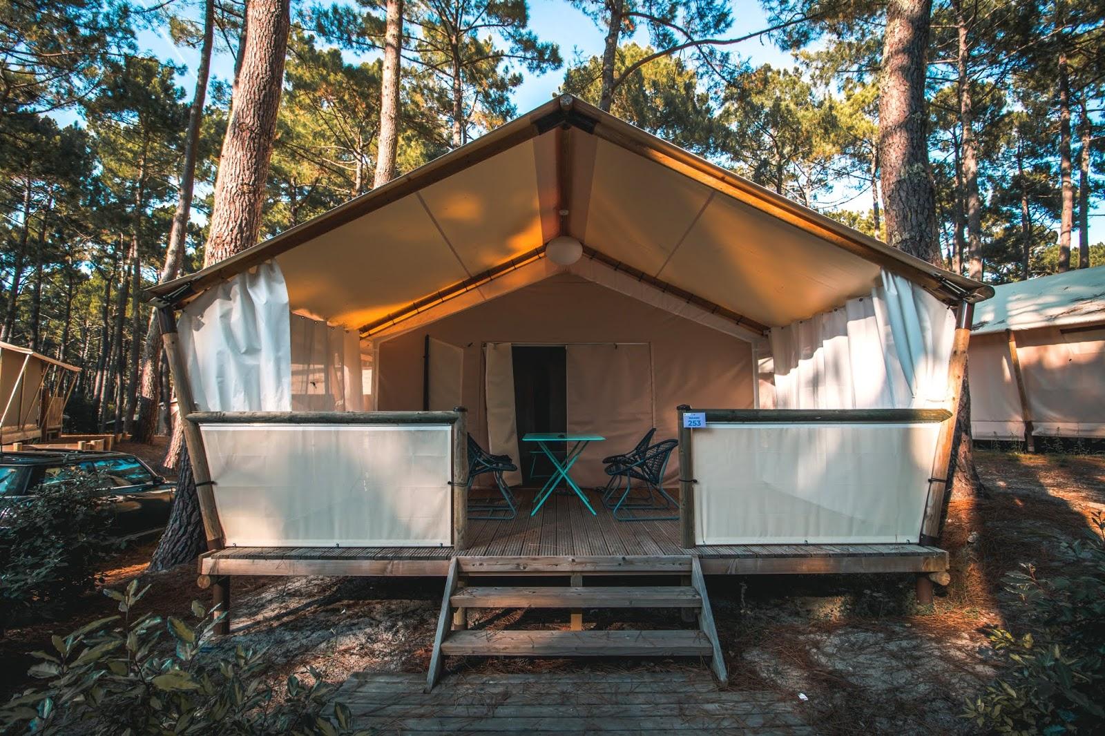 camping campéole le vivier