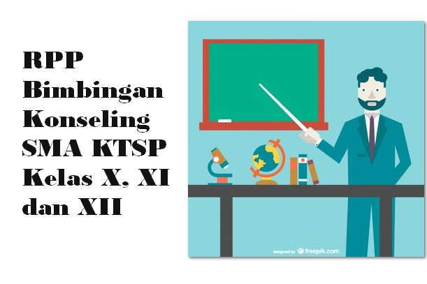 RPP  Bimbingan Konseling SMA KTSP