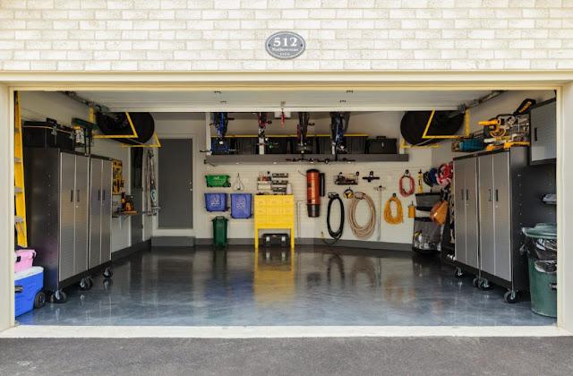 Como organizar a garagem