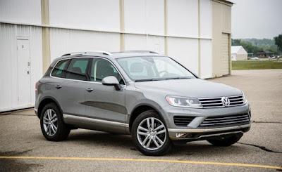 2016 Volkswagen Touareg TDI Executive Review