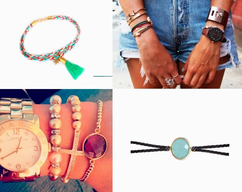 bijoux fantaisie bracelets