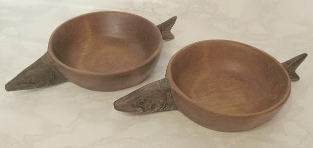 деревянные тарелки