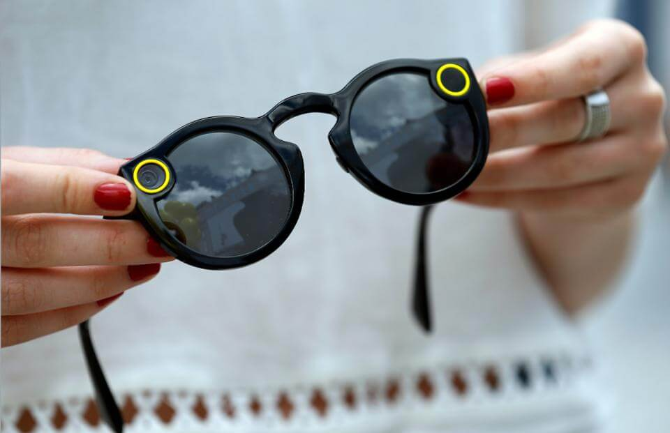 Snap Spectacles Chief Quits