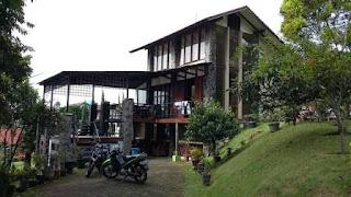 Villa Revin Villa Istana Bunga 1 Kamar Di Lembang Bandung