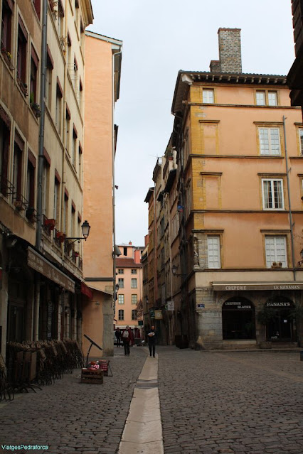 Bouchon, Vieux Lyon, Rue Saint Jean, Lyon, Lió, Rhône-Alpes, Rhône, França