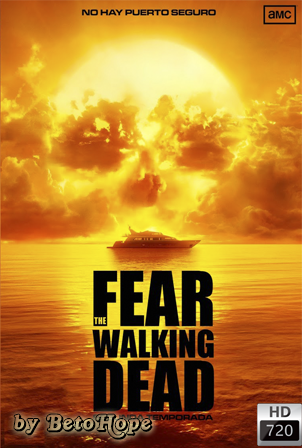 Fear The Walking Dead Temporada 2 [720p] [Latino] [MEGA]