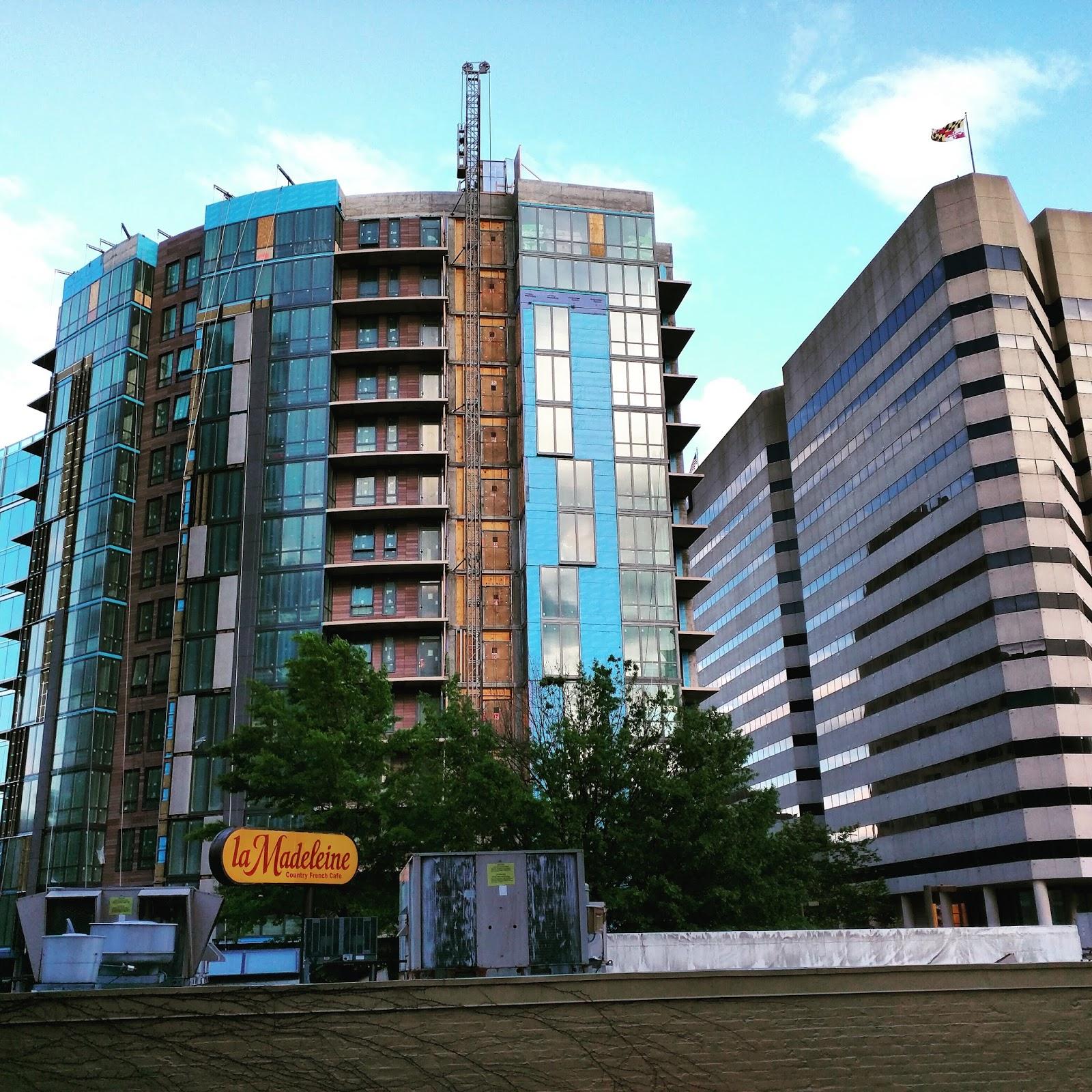 Apartments In Bethesda: Robert Dyer @ Bethesda Row: Bethesda Construction Update