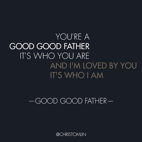 "good good father banner""style=""margin-left: 1em; margin-right: 1em;""><img border=""0"" height=""320"" src=""https://3.bp.blogspot.com/-iKwdt-t1lJc/Vte1GPOeFvI/AAAAAAAAycc/z1xRJZq2cz8/s320/GGF_LyricImage%255B1%255D.jpg"" width=""320"" /></a></div> <div style=""text-align: center;""> <br /></div> <div style=""text-align: center;""> <span style=""font-family: ""times new roman"" , serif; font-size: 12pt;"">Chris Tomlin is one of the top Christian music artists, a wonderful worship leader, and a songwriter who has sold over 30 million records, and is considered one of the founders of modern Christian music! He is one of our favorite songwriters and artists too! So we are so happy to be able to bring you his new video for his new </span><span style=""font-family: ""times new roman"" , serif; font-size: 12pt;"">song ""<b><span class=""il"">Good</span>, <span class=""il"">Good</span> <span class=""il"">Father</span></b>"" </span></div> <div style=""text-align: center;""> <span style=""font-family: ""times new roman"" , serif; font-size: 12pt;""><br /></span></div> <div style=""text-align: center;""> <span style=""font-family: ""times new roman"" , serif; font-size: 12pt;"">Check out the story about the song, before I share the video with you:</span></div> <div style=""text-align: center;""> <span style=""font-family: ""times new roman"" , serif; font-size: 12pt;""><br /></span></div> <div style=""font-family:"