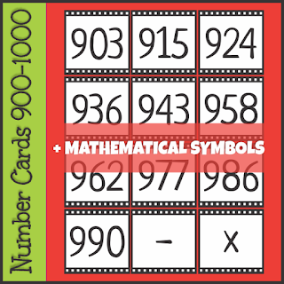 https://www.teacherspayteachers.com/Product/Number-Cards-900-1000-3490590