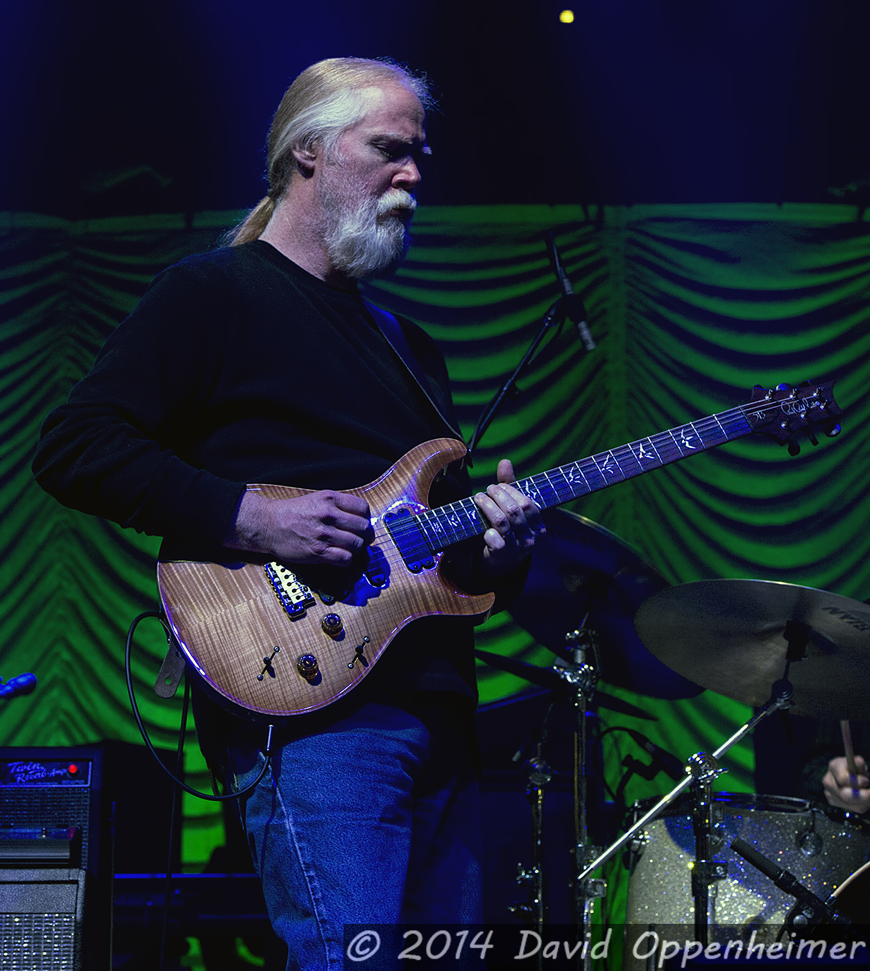 Jimmy Herring with Uberjam Band