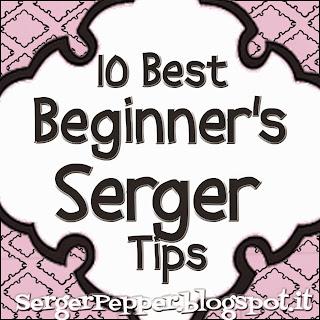 SergerPepper - Best Beginner Serger Tip