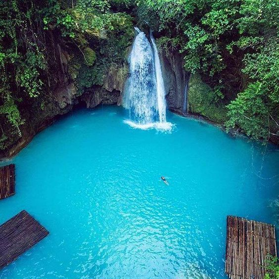 Kawasan Falls, The Philippines