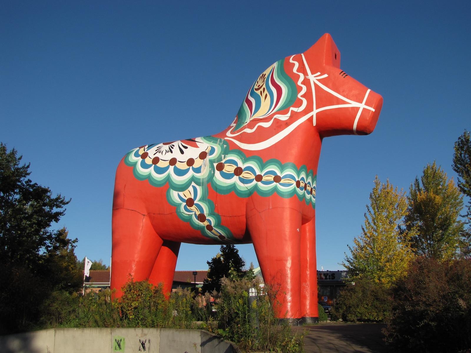 Taalainmaan Hevonen