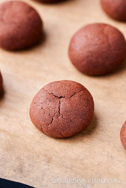 Pyszne ciasteczka czekoladowe