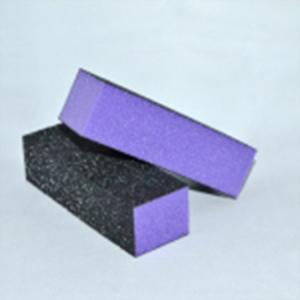 Bán dụng cụ làm nail nhám vuông tím